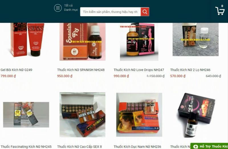 Mua thuốc kích dục dễ như mua rau ở Sài Gòn-3