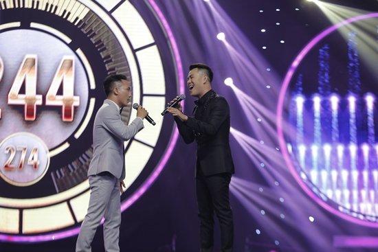 Han Sara tung chiêu hát Ông ngoại tuổi 30 song ngữ Việt Hàn chiếm giữ ghế vàng-3