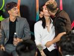 BB Trần khóa môi ngọt ngào nam diễn viên 'Thập Tam Muội'