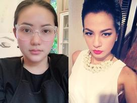Bị report đơn phản tố Ngọc Thúy, người mẫu Phan Như Thảo bức xúc: 'Sao ai đó cứ phải điên cuồng lên thế?'