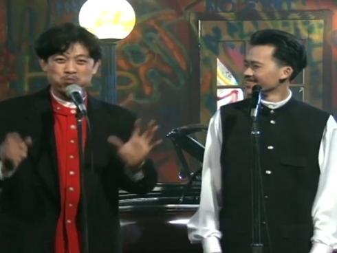 Clip hài của Hoài Linh và Vân Sơn gây bão với màn khớp tiếng cực chuẩn-1