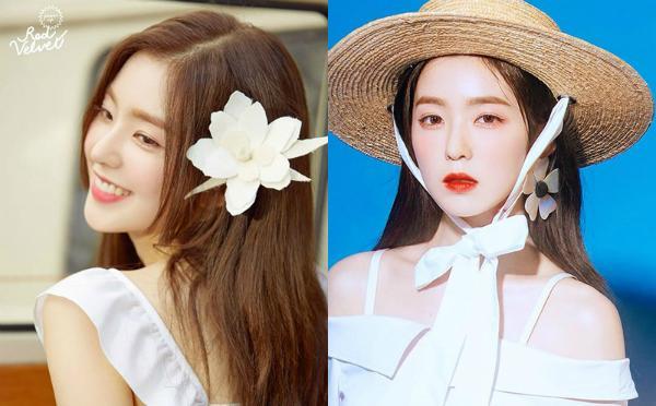 Irene được fan gọi là visual thế kỷ trong lần đầu tiên diện áo xẻ ngực-3