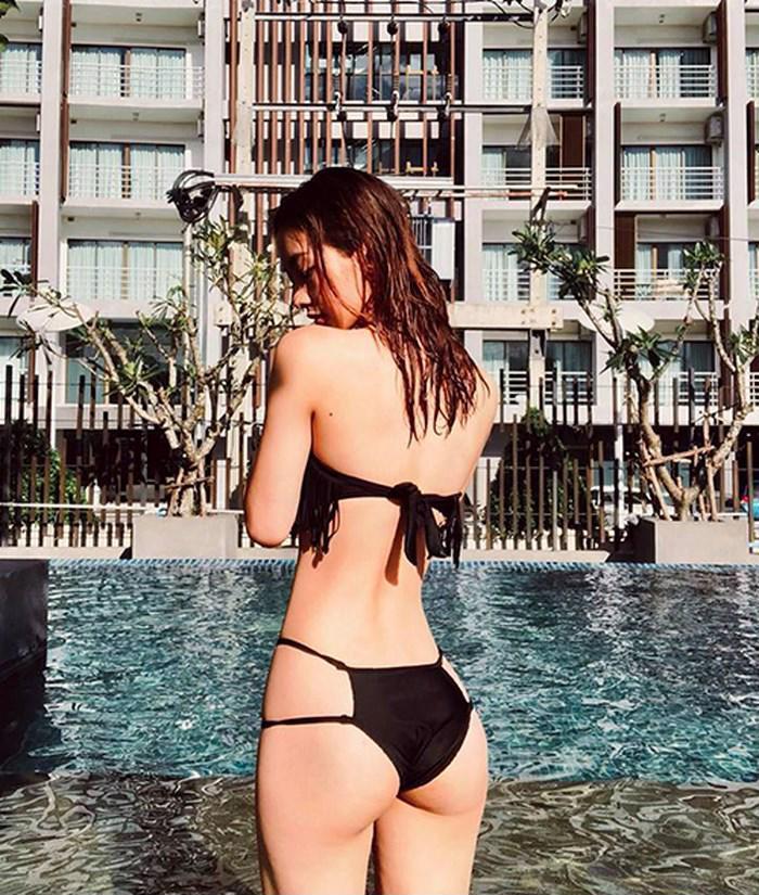 Bị antifan chê khoe thân kém sang, Jun Vũ đập thẳng vào mặt clip đi bơi sexy hết nấc ở Côn Đảo-9
