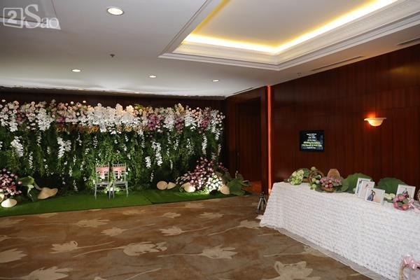 Dàn sao Việt tấp nập đến chúc mừng đám cưới con gái NSND Hồng Vân-4