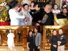 Dàn sao Việt tấp nập đến chúc mừng đám cưới con gái NSND Hồng Vân