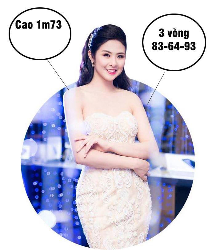 Mai Phương Thúy cao nhất, số đo nóng bỏng nhất lịch sử Hoa hậu Việt Nam?-5