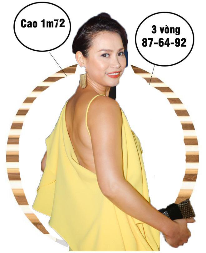 Mai Phương Thúy cao nhất, số đo nóng bỏng nhất lịch sử Hoa hậu Việt Nam?-8
