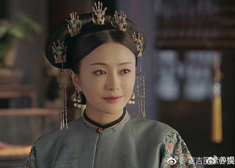Phú Sát Hoàng hậu Tần Lam đẹp nhờ ăn trong 5 phút-1
