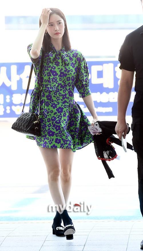 Nhan sắc nữ thần như Yoona cũng không giấu nổi khuyết điểm lớn nhất cơ thể này - ảnh 1