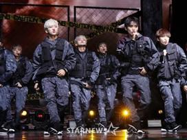 Boygroup tân binh mặc áo chống đạn và muốn được như BTS, phản ứng của ARMY khiến nhiều người bất ngờ