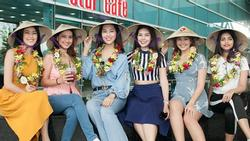Dàn mỹ nhân Hoa hậu Thế giới 2016 bất ngờ 'đổ bộ' Việt Nam