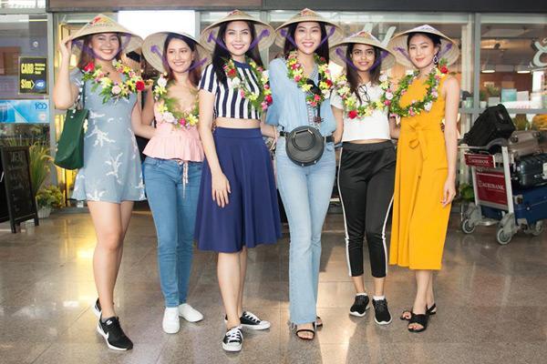 Dàn mỹ nhân Hoa hậu Thế giới 2016 bất ngờ đổ bộ Việt Nam-2