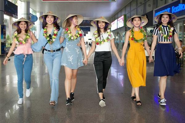 Dàn mỹ nhân Hoa hậu Thế giới 2016 bất ngờ đổ bộ Việt Nam-4