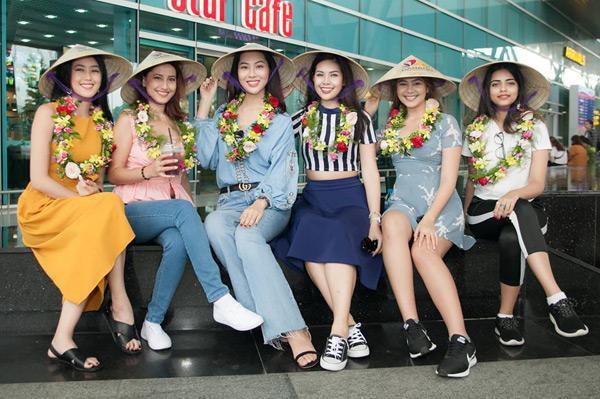 Dàn mỹ nhân Hoa hậu Thế giới 2016 bất ngờ đổ bộ Việt Nam-6