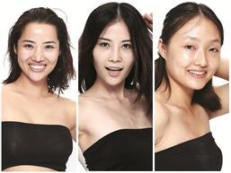 'Tình cũ Kim Lý' và chị gái Nam Em dắt tay nhau vào top 35 thí sinh xuất sắc nhất The Face 2018