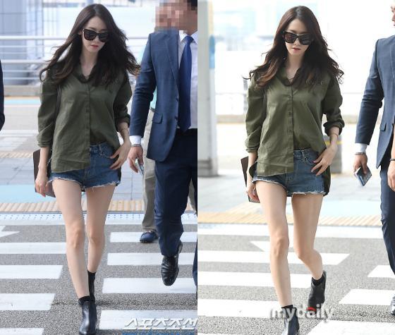 Nhan sắc nữ thần như Yoona cũng không giấu nổi khuyết điểm lớn nhất cơ thể này - ảnh 3