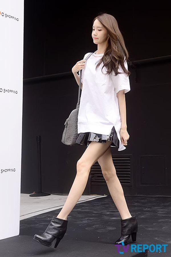 Nhan sắc nữ thần như Yoona cũng không giấu nổi khuyết điểm lớn nhất cơ thể này - ảnh 4