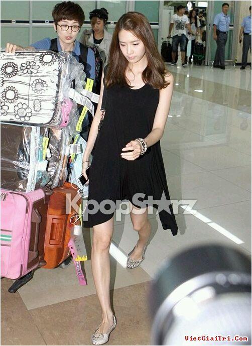 Nhan sắc nữ thần như Yoona cũng không giấu nổi khuyết điểm lớn nhất cơ thể này - ảnh 7
