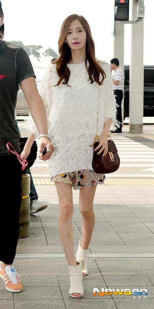 Nhan sắc nữ thần như Yoona cũng không giấu nổi khuyết điểm lớn nhất cơ thể này - ảnh 10