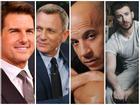 9 sao nam hành động cuốn hút khó cưỡng trên màn ảnh Hollywood