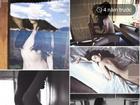 Ngọc Trinh 'đốt cháy' mạng xã hội khi chia sẻ chùm ảnh khỏa thân chụp cách đây 4 năm