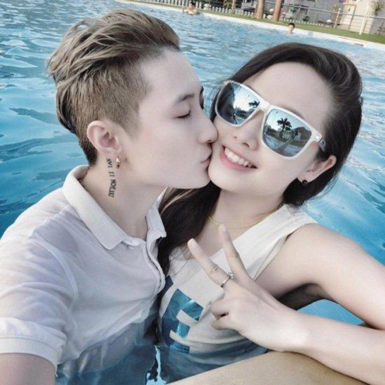Sự thật tin đồn MC Ngọc Trang bỏ tình đồng giới để yêu đại gia-1