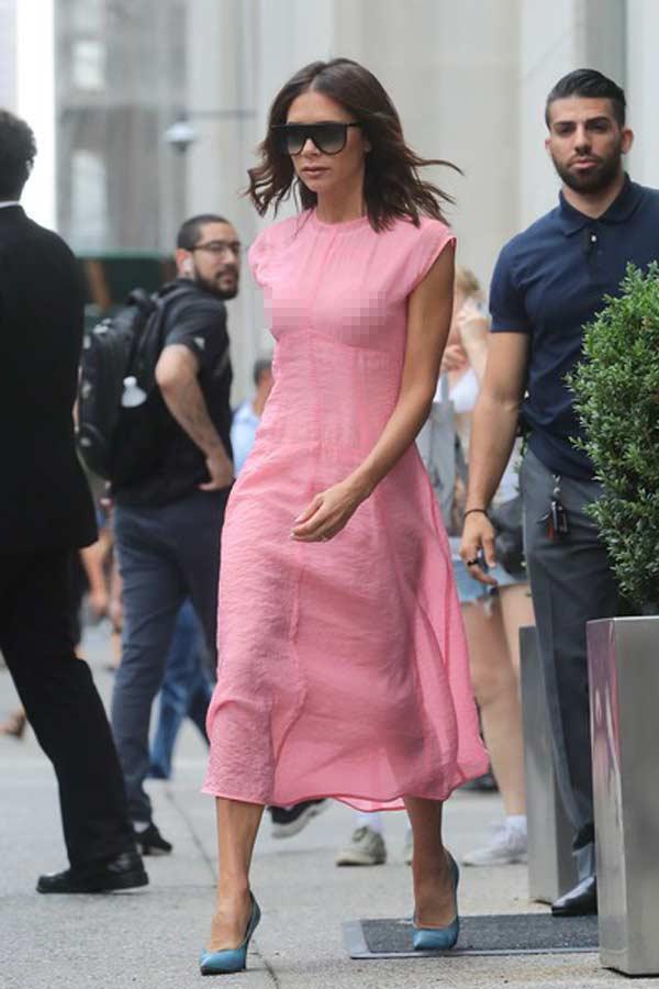 Victoria Beckham: Nữ hoàng thả rông vẫn thanh lịch-2