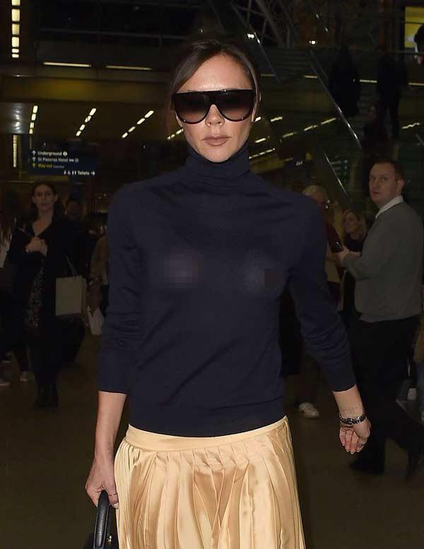 Victoria Beckham: Nữ hoàng thả rông vẫn thanh lịch-4