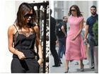 Victoria Beckham: Nữ hoàng 'thả rông' vẫn thanh lịch