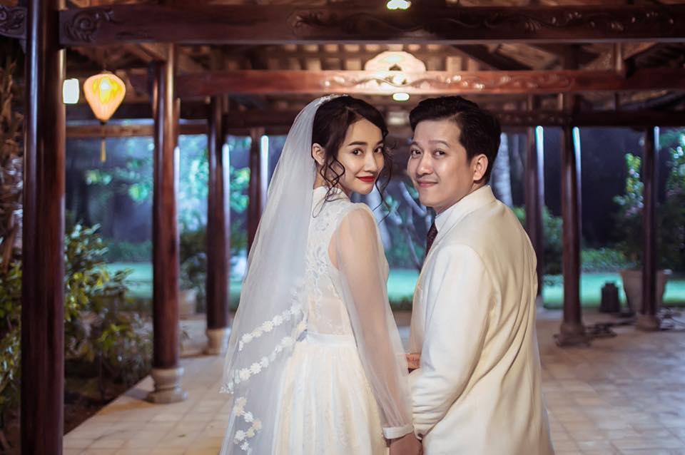 Chỉ vì đám cưới của Nhã Phương và Trường Giang mà showbiz Việt không ít lần nháo nhào như vỡ trận-9