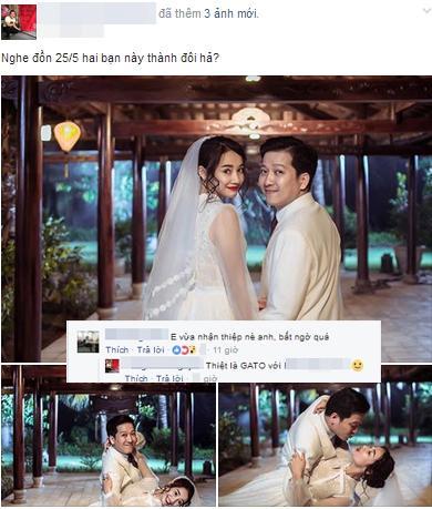 Chỉ vì đám cưới của Nhã Phương và Trường Giang mà showbiz Việt không ít lần nháo nhào như vỡ trận-8