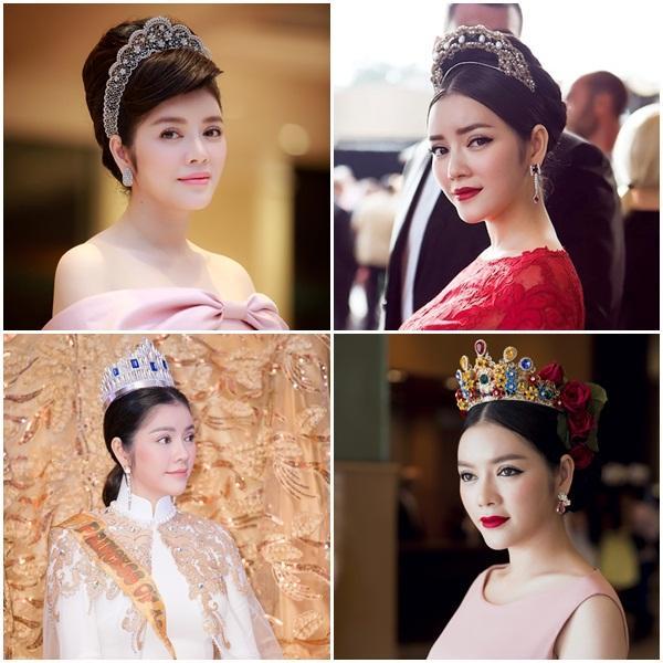 Gia nhập câu lạc bộ kiều nữ đội vương miện, Hồ Ngọc Hà lấn át chị em showbiz với vẻ đẹp quên sầu-4
