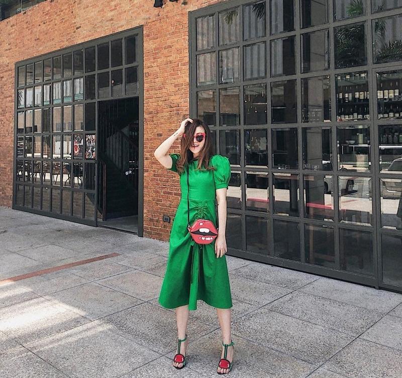 Vừa trendy vừa phô diễn được body không chút mỡ thừa, outfit của Tóc Tiên đẹp nhất street style tuần qua-9
