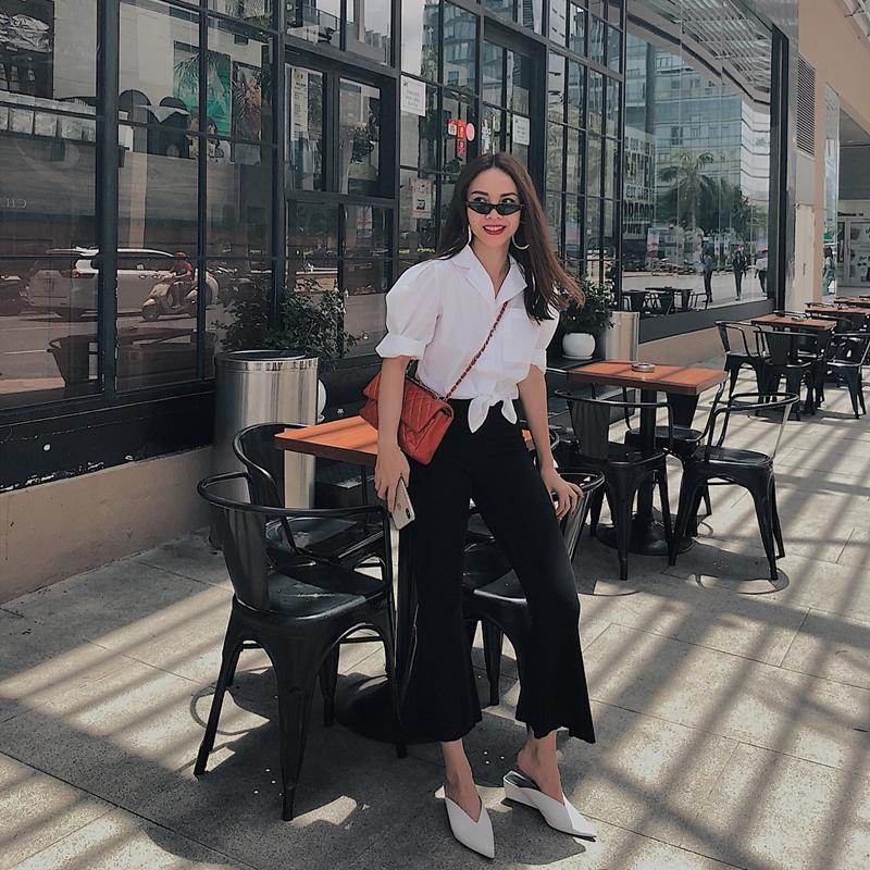 Vừa trendy vừa phô diễn được body không chút mỡ thừa, outfit của Tóc Tiên đẹp nhất street style tuần qua-8