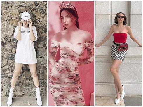 Vừa trendy vừa phô diễn được body không chút mỡ thừa, outfit của Tóc Tiên đẹp nhất street style tuần qua