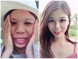 'Há hốc mồm' khi chứng kiến màn make-up biến hình 'vịt hóa thiên nga'