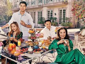 Lóa mắt trước cuộc sống sang chảnh của hội siêu giàu trong 'Crazy Rich Asians'