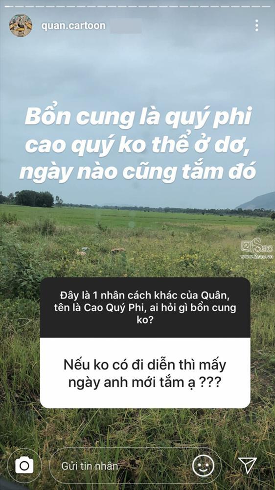 Bị Cao Quý Phi trong Diên Hi Công Lược nhập, Trung Quân Idol nói chuyện với ai cũng tự xưng là bổn cung-6