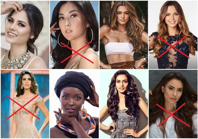 Công bố top 4 Hoa hậu của các hoa hậu 2017: Khó chọn người chiến thắng vì ai cũng đẹp tuyệt trần-1