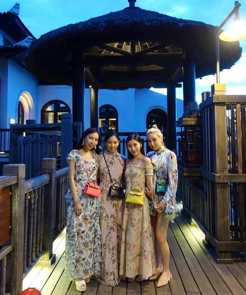 Con gái tỷ phú Singapore Kim Lim có cuộc sống giàu sang thế nào?-3
