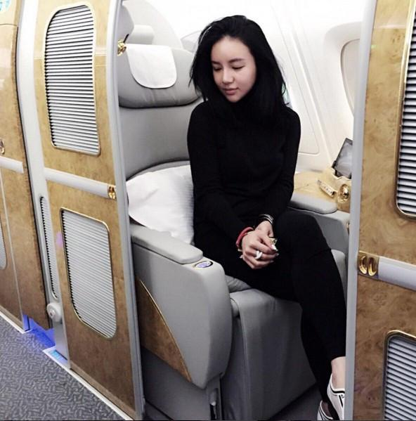 Con gái tỷ phú Singapore Kim Lim có cuộc sống giàu sang thế nào?-10
