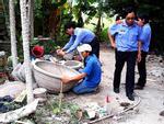 Hiện trường kinh hoàng vụ con nghi giết cha mẹ dã man ở Vĩnh Long-2