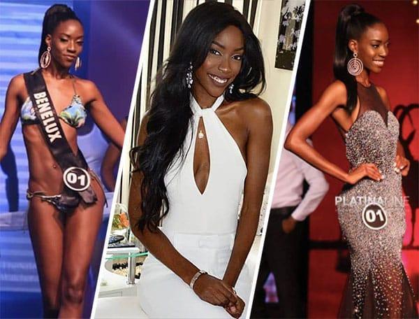 Thân hình siêu nóng bỏng của HHen Niê đang vượt mặt nhiều đối thủ đình đám tại Miss Universe 2018-12
