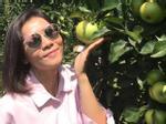 Thu Minh khoe ảnh cùng gia đình đi du lịch khiến nhiều người phải ghen tị