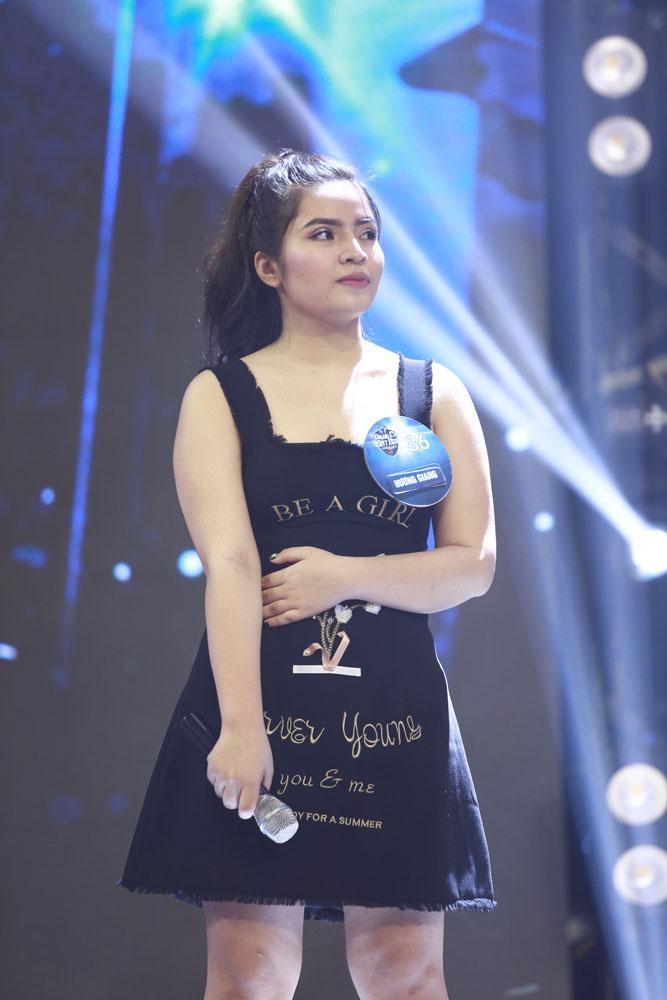 Xuất hiện nữ thí sinh có chất giọng giống Hương Tràm-3