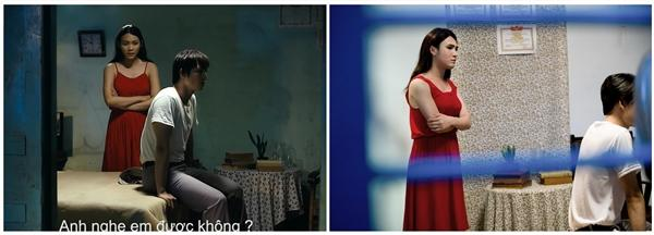 Lâm Khánh Chi lặn lội xuống Phan Thiết tìm chồng trong MV Parody Duyên mình lỡ của Huỳnh Lập-5