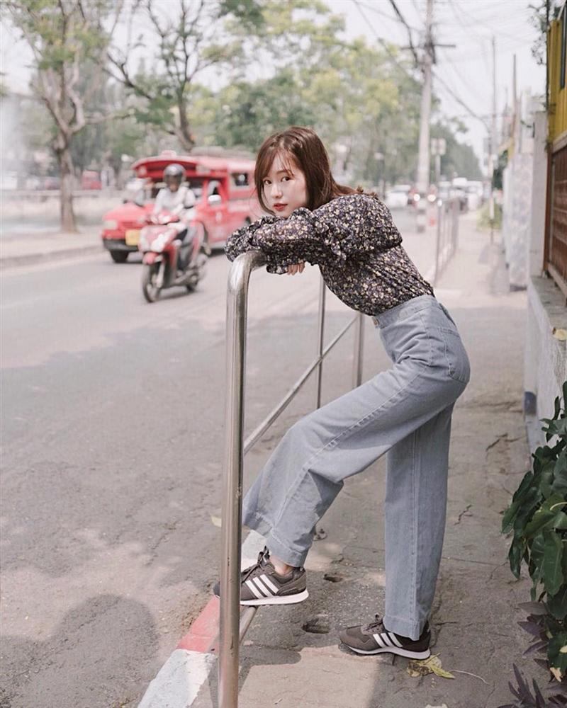 Sống ảo như hotgirl số một Thái Lan: Đứng vào đâu cũng có ảnh đẹp-16