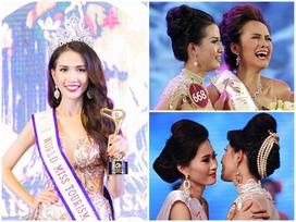ÍT AI BIẾT: Tân Hoa hậu Đại sứ Du lịch Thế giới Phan Thị Mơ từng bị Đặng Thu Thảo và Diễm Hương 'hạ đo ván'