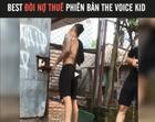 Cười đau ruột với màn đòi nợ phiên bản 'The voice kid'