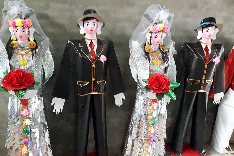 Bà chủ spa vung tiền tổ chức đám cưới cho người tình tiền kiếp-3